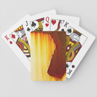 Rost-Kunst - cooler Spaß einzigartig Spielkarten