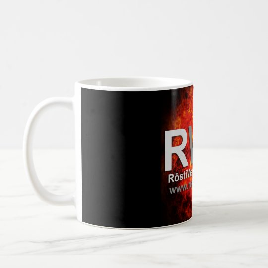 RöstiWarrior's Realm Coffee Mug Kaffeetasse