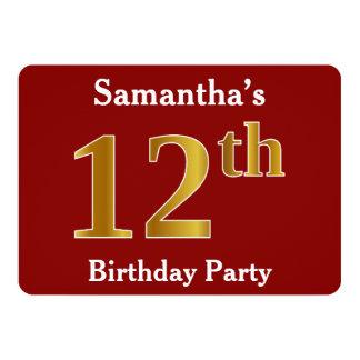 Geburtstags Party + Karte