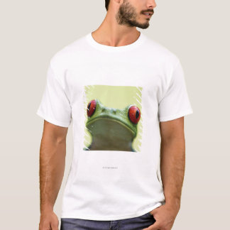 Rot-mit Augen Baumfrosch (Agalychnis callidryas) 2 T-Shirt