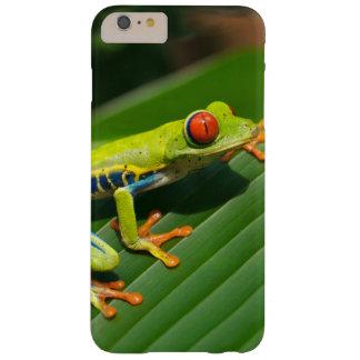 Rot-mit Augen Frosch Baum des tropischen Barely There iPhone 6 Plus Hülle
