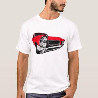Rot Pontiac 1965 Grandprix T-Shirt