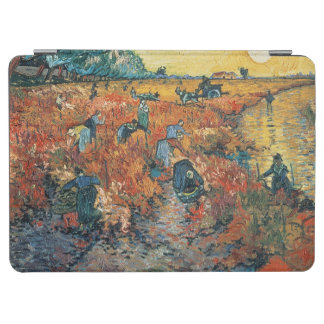 Rot-Weinberge Vincent van Goghs | bei Arles, 1888 iPad Air Hülle