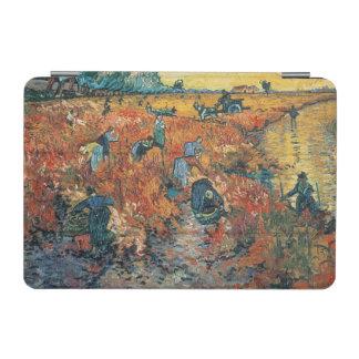 Rot-Weinberge Vincent van Goghs | bei Arles, 1888 iPad Mini Hülle