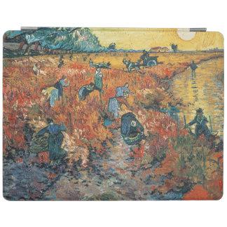 Rot-Weinberge Vincent van Goghs | bei Arles, 1888 iPad Smart Cover