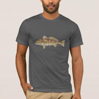 Rotbarsch-Erwachsen-/Mann-T - Shirt