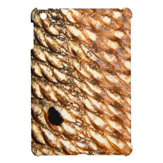 """""""Rotbarsch-"""" - rote Trommel durch PatternWear© iPad Mini Schale"""