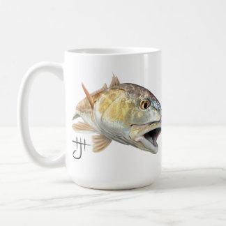 Rotbarsch-Streik Kaffeetasse