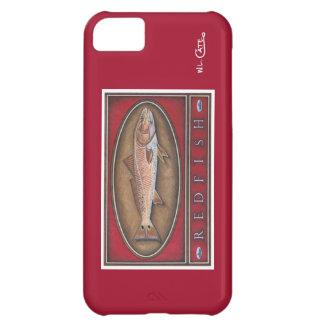 Rotbarsche ursprünglicher iPhone 5 Fall iPhone 5C Hülle