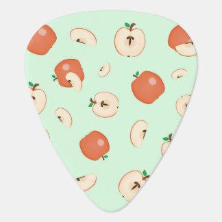 Rote Äpfel Plektron