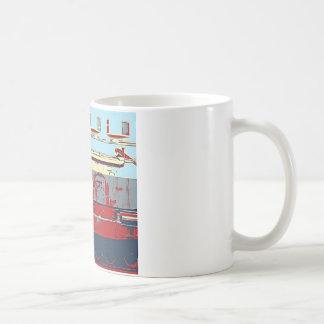 Rote Armee-Eroberung Tasse