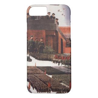 Rote Armee iPhone 8/7 Hülle