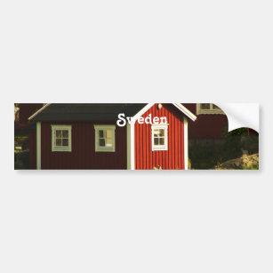 schweden aufkleber. Black Bedroom Furniture Sets. Home Design Ideas