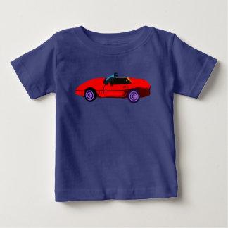 Rote Korvette Baby T-shirt