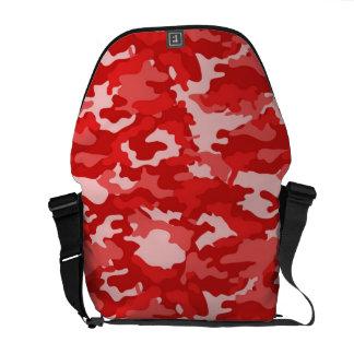 Rote Kurier Taschen