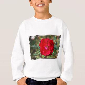 Rote Rose Sweatshirt