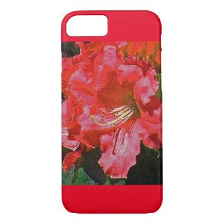 Roter Azalee iPhone 6 Kasten iPhone 8/7 Hülle
