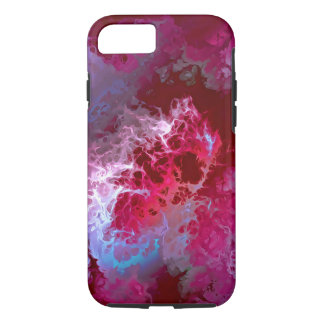 Roter Deko - Apple iPhone 7, starker iPhone 8/7 Hülle