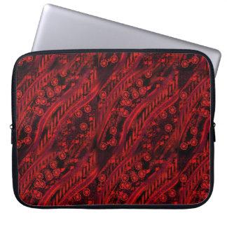 Roter Derwisch-Laptop-Kasten Laptop Sleeve
