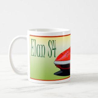 Roter Elan S4 Tee Tasse
