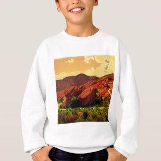 Roter Felsen-Park Denver Colorado Sweatshirt