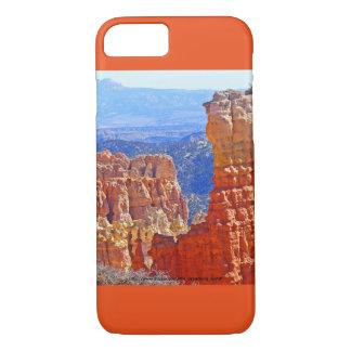 Roter Felsen-Turm iPhone 7 Kasten iPhone 8/7 Hülle