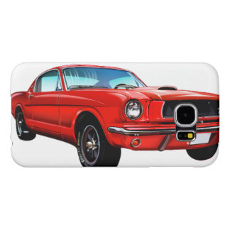 Roter Kasten der Mustang-Galaxie-S6