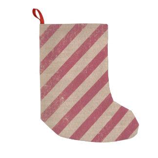 roter kleiner weihnachtsstrumpf