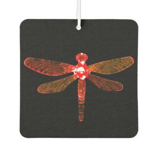 Roter Libellen-Auto-Lufterfrischer Autolufterfrischer