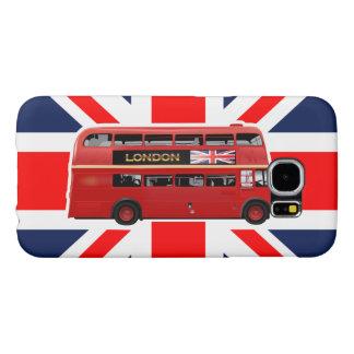 Roter London-Doppeldecker-Bus