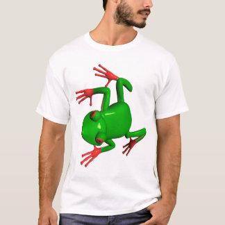 Roter mit Augen Baum-Frösche Agalychnis callidryas T-Shirt