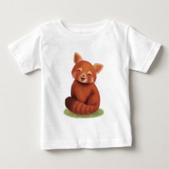 Roter Panda Baby T-shirt