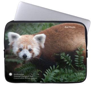 Roter Panda Smithsonian | Laptopschutzhülle