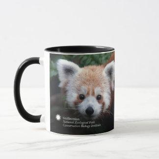 Roter Panda Smithsonian | Tasse