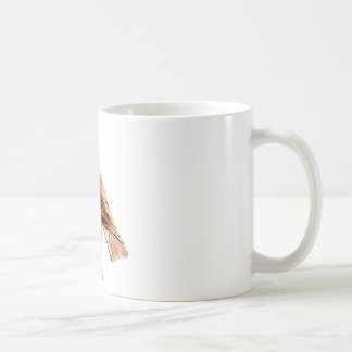 Roter Schwanz-Falke Kaffeetasse