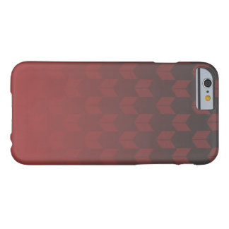 Roter Steigung iPhone 6/6s Kasten Barely There iPhone 6 Hülle