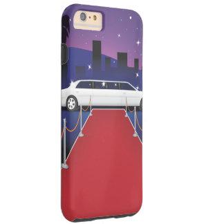 Roter Teppich-Berühmtenlimousine Tough iPhone 6 Plus Hülle