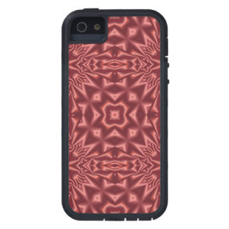 Rotes abstraktes Muster iPhone 5 Cover