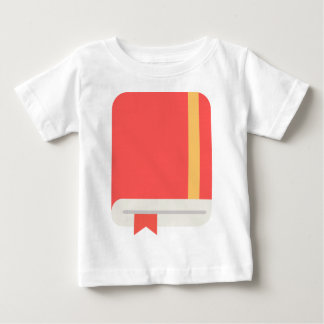 Rotes Buch Baby T-shirt