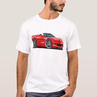 Rotes Kabriolett 2010-12 Korvette T-Shirt