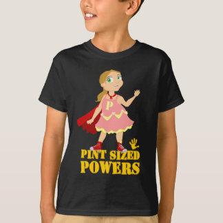 Rotes Kap T-Shirt