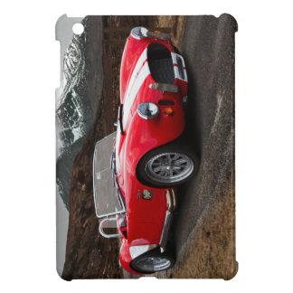 Rotes Sport-Auto iPad Minifall iPad Mini Hüllen