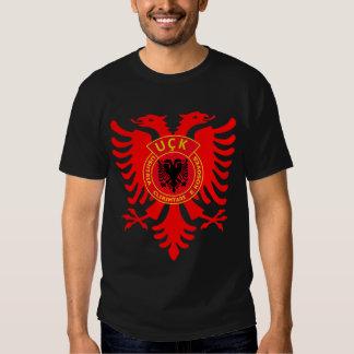 Rotes UCK Eagle T-Shirt