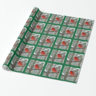 Rotes Verpackungs-Papier des Geschenkpapier