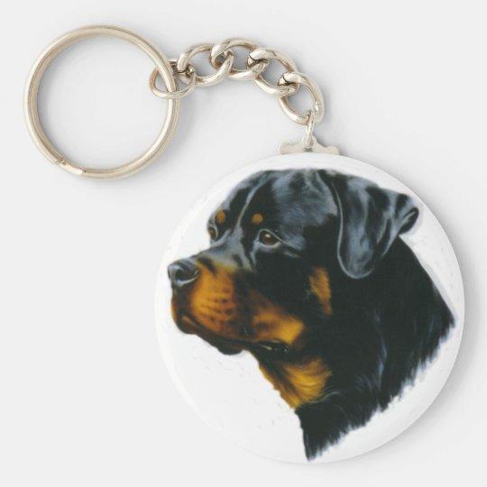 rottweiler Hund Schlüsselanhänger