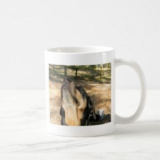 Rottweiler Liebe Kaffeetasse