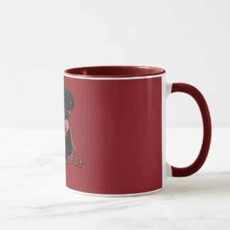 Rottweiler Rot-Tasse Tasse