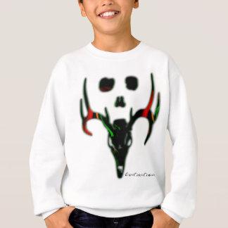 Rotwild-Hauptsammlung für Jäger und Sweatshirt