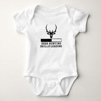 Rotwild-Jagd-Fähigkeits-Laden Baby Strampler