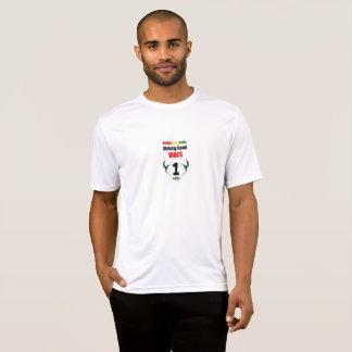 RRR ausschließlich guter Vibes 1 Arda Sport-Tek T T-Shirt